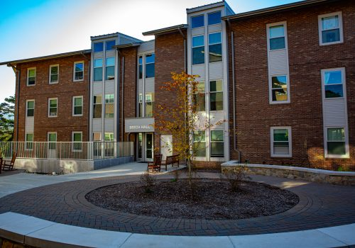 Beech Hall at UNC Asheville